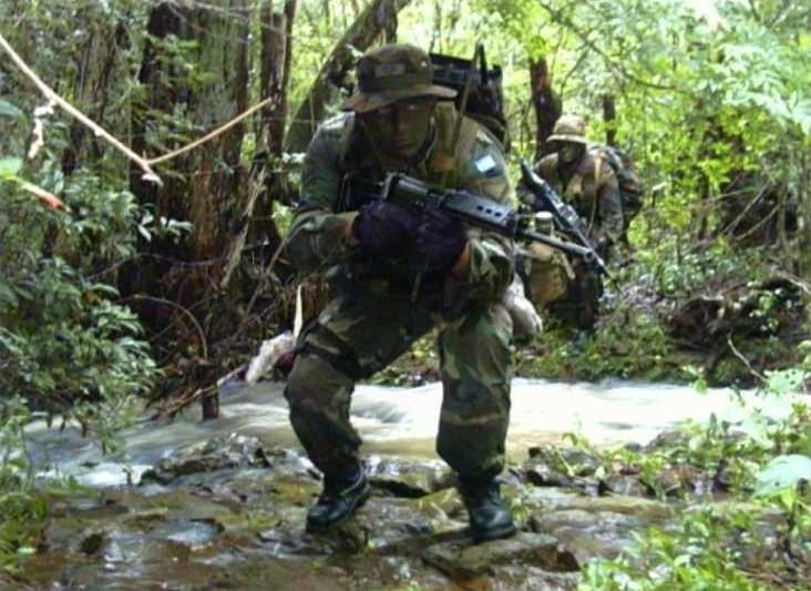 Compañía de Cazadores de Monte 18 Ejercito Argentino