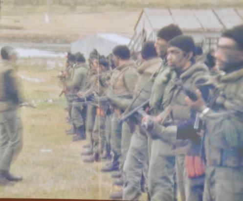 2 de abril comandos anfibios
