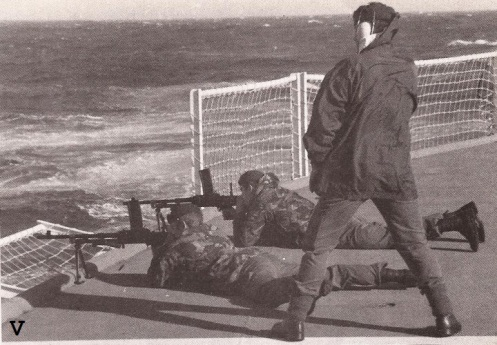 2bren l4a4 rumbo a las malvinas 1982.