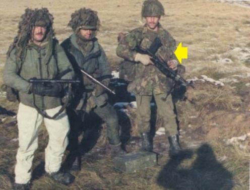 BREN malvinas 1982