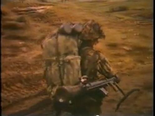 carl gustav malvinas 1982.
