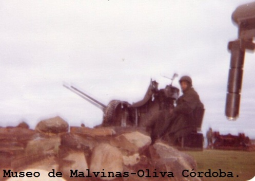 Museo nacional de Malvinas -OLIVA CORDOBA