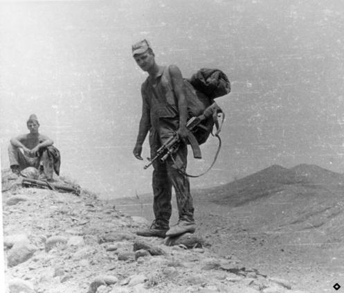 La intervención soviética en Afganistán
