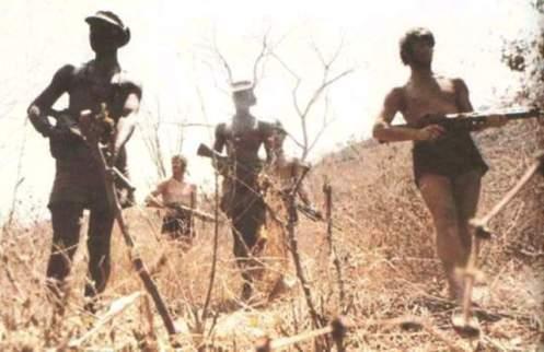 Mega Post / La guerra de Rhodesia 1964-1979 PARTE 1