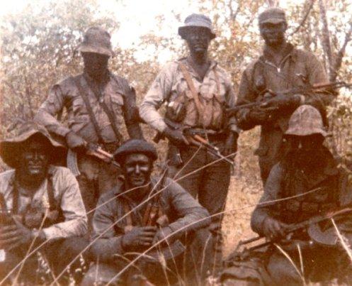 SELOUS SCOUT Rhodesiax