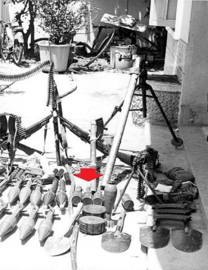granadas vietnamcapturadas