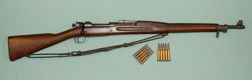 M1903-Springfield-Rifle