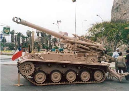 AMX-13-Chile.