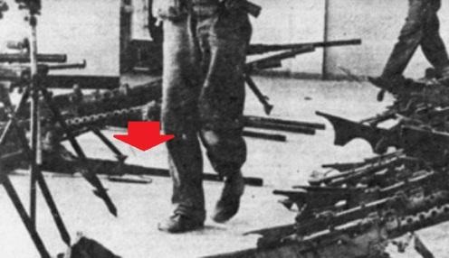 armas capturadas en Bahia de Cochinos 5d