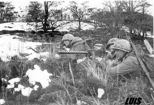 BROWNING M1919 .30