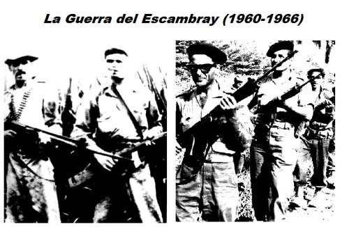 Guerra del Escambray 1960