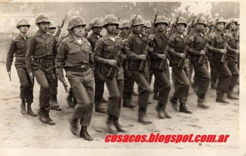 M16 CHILENO