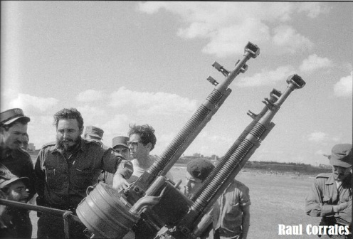 M53 checoslovaco -FIDEL CASTRO PLAYA GIRON