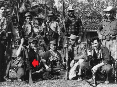 Militia 1 FAL BELGA CUBA