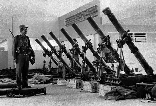 morteros 4.2 M30 PLAYA GIRON