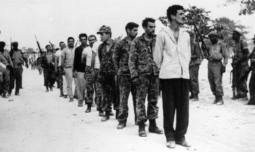 prisioneros bahia de cochinos