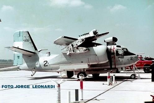 17b.Grumman S-2 Tracker