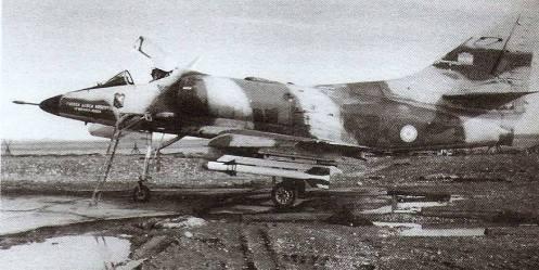 a4 C skyhawk