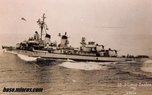 BLANCO ESCALADA DD-14