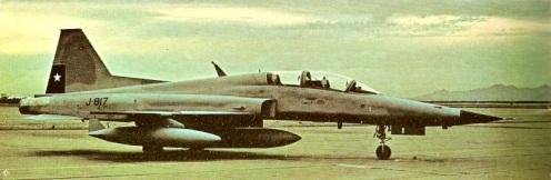 Chilean_F-5F_Tiger_2DD