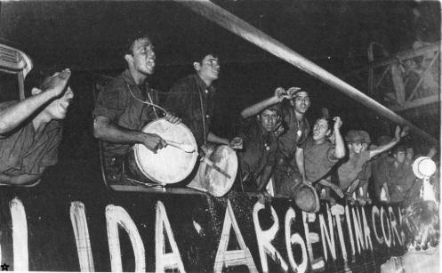 CONFLICTO DEL BEAGLE SOLDADOS ARGENTINOS S