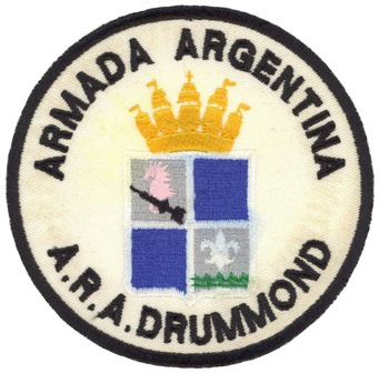 Corbeta Multipropósito A.R.A. Drummond (P-31)