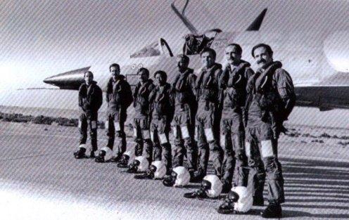 dagger pilotos 1978