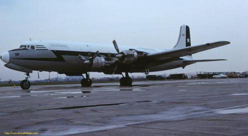 DC-6B Liftmaster FACh-ñ
