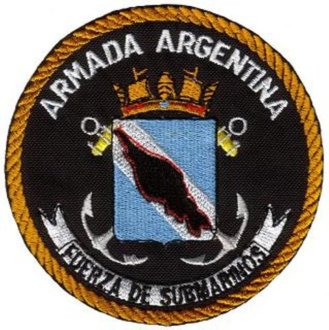 Escudo Fuerza de Submarinos