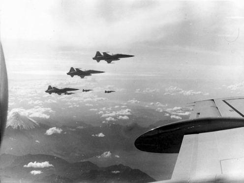 F5F CHILE 1978 VIDELA