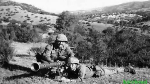 infanteria de chile bazooka