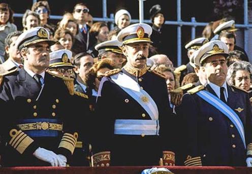Junta_Militar argentina