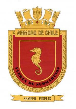 La Fuerza de Submarinos de la Armada de Chile