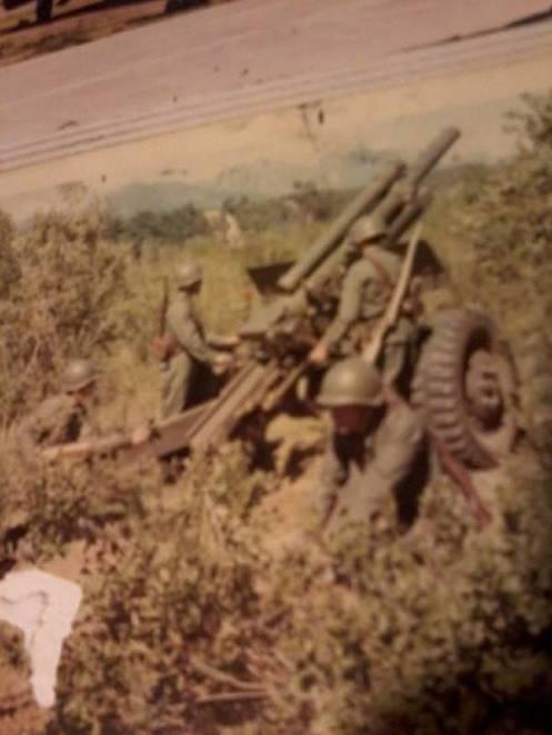 obus Ejército de Chile