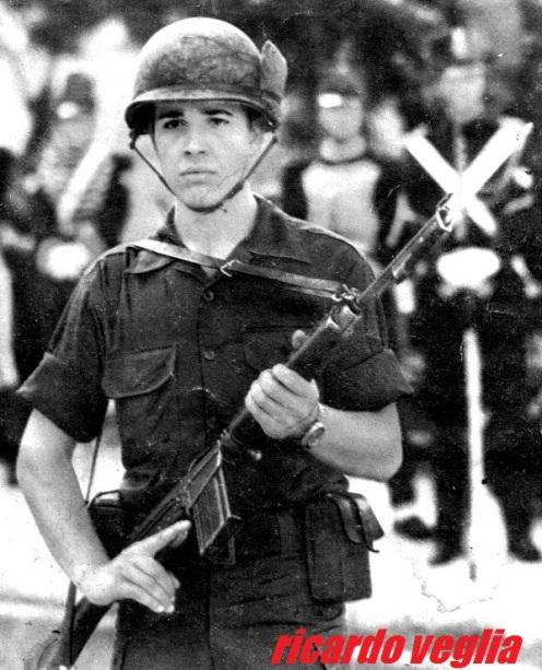 SOLDADO ARGENTINO 1978