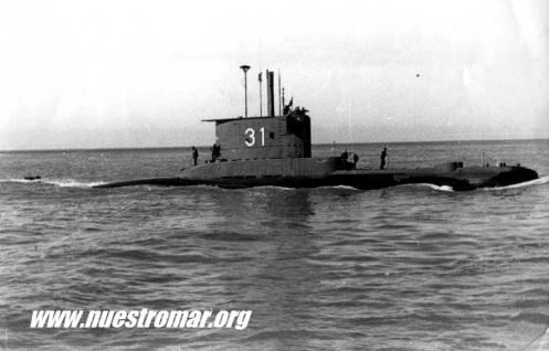 Submarino ARA Salta X