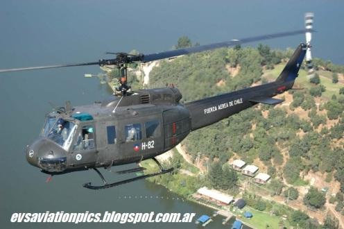 UH-1H Iroquois H-82