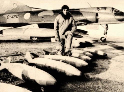 Bombas en la guerra de malvinas 021