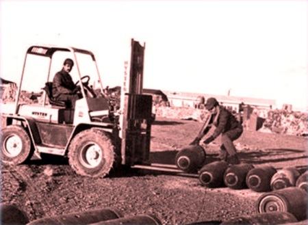Bombas en la guerra de malvinas 03-alistando-0bombas