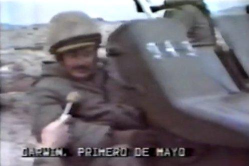 artillero carlos almada malvinas 1982.