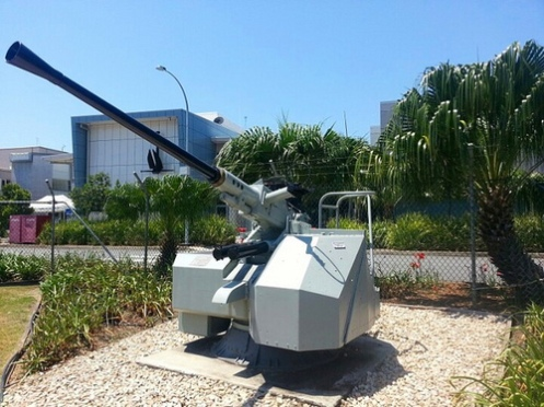 Bofors L60 NAVAL