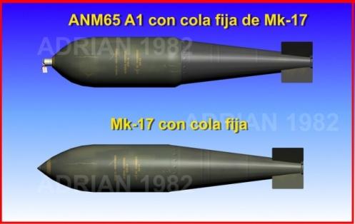 Bombas en la guerra de malvinas Bombas-argentinas-malvinas