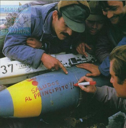 Bombas en la guerra de malvinas Guerra-de-malvinas-saludos-al-principito