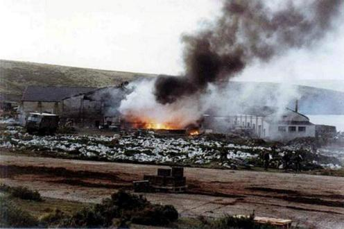 Bombas en la guerra de malvinas 390604_2728259641635_1217555064_n