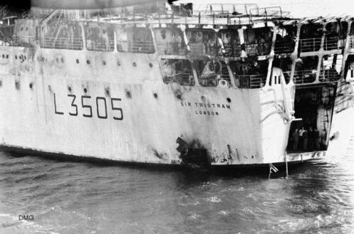 Bombas en la guerra de malvinas 409733_417719154929985_1226416936_n