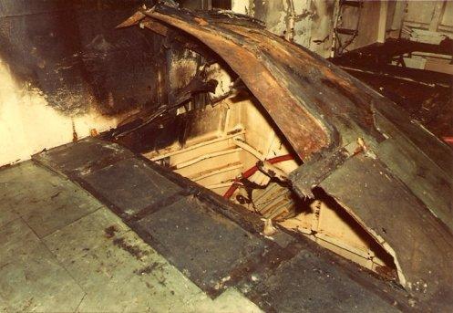 Bombas en la guerra de malvinas Argo03