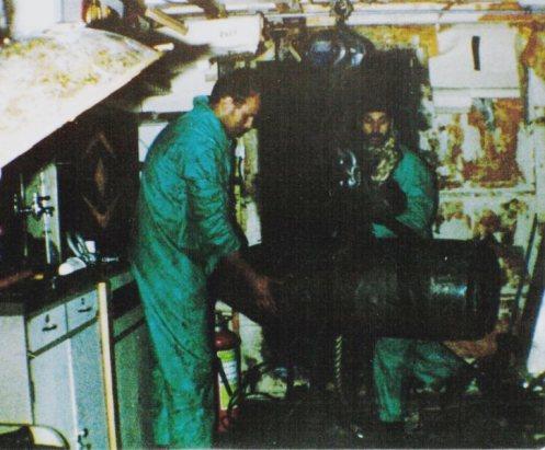 Bombas en la guerra de malvinas Argonaut-bomba-dormida