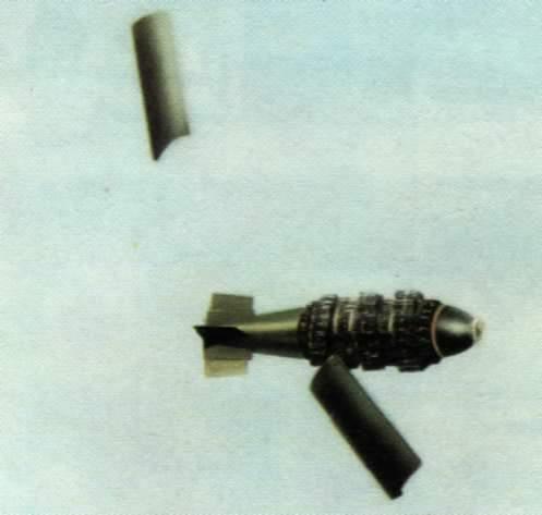 Bombas en la guerra de malvinas Bl755-3