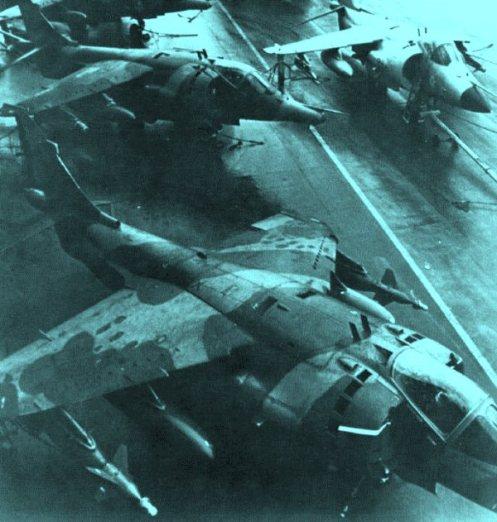 bombas guiadas por laser guerra de malvinas 1982