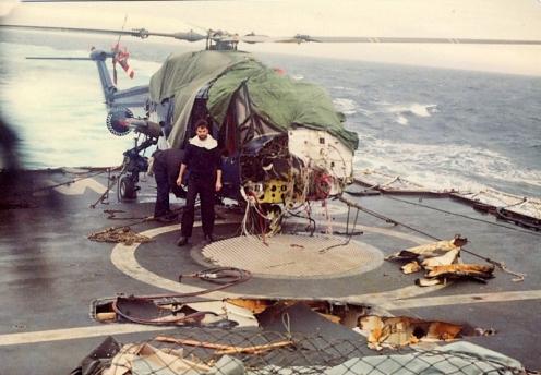 Bombas en la guerra de malvinas Broadsward-flight